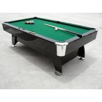 Wholesale Deluxe 8FT Billiard Table For Adult , Modern Pool Table With Automatic Ball Return from china suppliers