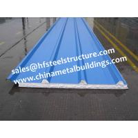 Wholesale China supply 950mm Width EPS Sandwich Panel for Roof And Cold Storage from china suppliers