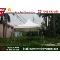 Wholesale 30m Big White Freeform Stretch Tent With Blocked - Out Sunshine Roof Cover from china suppliers