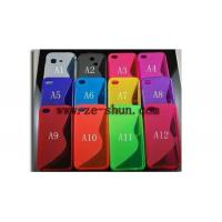 Wholesale Fashion design colorfull mobile phone silicone cases for IPhone 4 / 4s from china suppliers