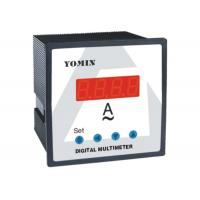 Wholesale AC DC Single Phase Digital Panel Meter , Ampere Meter with LCD Display from china suppliers