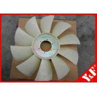 Wholesale 6 Holes Caterpillar Excavator Parts E320D Excavator Cooling Fan Blade 740-127-152-6T10 from china suppliers