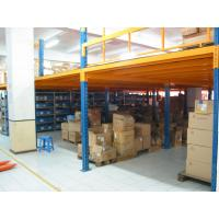 Wholesale Heavy Weight Load Capacity Industrial Mezzanine Floors with Steel / Plywood Flooring from china suppliers