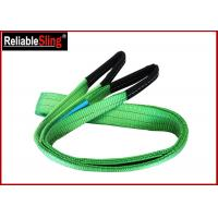Wholesale 2ton Approved Color Code Lifting Sling Flat Webbing Lifting Slings Safety from china suppliers