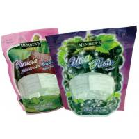 Wholesale Resealable Stand Up Zipper Bags , Durable Food Grade Packaging Bags Custom Printed from china suppliers