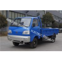 Quality 440Ah Battery Capacity Electric Cargo Truck Single Cab 5 Tons With Green Technology for sale