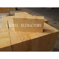 Quality Red SK36 Refractory Fire Clay Bricks For Furnaces Low Porosity High Density for sale
