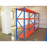 Wholesale Powder Coating Heavy Duty Pallet Racking , Multi Level Pallet Racking from china suppliers