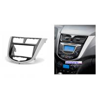 Wholesale Radio Fascia for Hyundai i25 Accent Solaris Verna Installa Trim from china suppliers