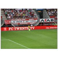 Wholesale Perimeter Advertising Stadium LED Display , P20 Full colors Large Curved Monitor  Wide View from china suppliers
