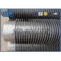 Buy cheap Industrial Boiler Economizer Heat Exchanger Tubes , Boiler Fin Tube For Heat Transfer from wholesalers