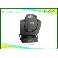 Wholesale High Speed Beam 200 Sharpy Moving Head Light Portable Stage Lighting USD269 from china suppliers