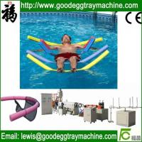 Wholesale EPE pool noodle extruding production line(FC-75) from china suppliers