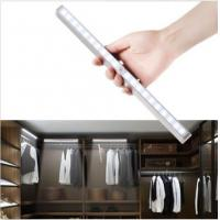 Aluminum wireless Cupboard Closet PIR Sensor Light  Under Cabinet