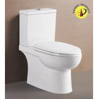Quality Super Rotation Type Siphonic One Piece Water Closet Ceramic Toilet for sale