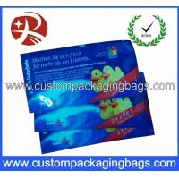 Wholesale Creative Custom Packaging Bags , Plastic Printing Colour Wet Wipe Bag from china suppliers