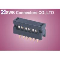 Wholesale Wire to Board DIP Plug Male IDC Socket Connector 10 pin - 64 pin 2.54mm Pitch from china suppliers