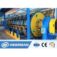 Wholesale High Potency Cable Stranding Machine HS Code 8479400000 Fatigue Resistant from china suppliers