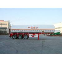 Wholesale 46000L-3 AXLES-Aluminum Tanker Semi-Trailer for heptane from china suppliers