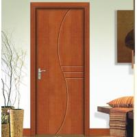 Wholesale Finished Wooden Interior Doors Solid Wood Entry Doors For Guestroom from china suppliers