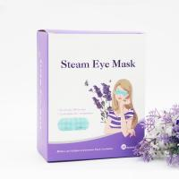 Wholesale box packing steam eye mask from china suppliers