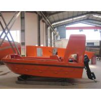 Buy cheap SOLAS Approved 6persons rescue boat with outboard engine from wholesalers