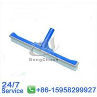 "Wholesale 18"" Wall Brush with Rubber Bumper ( PP Bristles ) Swimming Pool Brushes T260 from china suppliers"