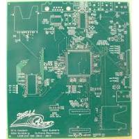 Wholesale Industrial pcb printed circuit board 1.6mm thickness , FR4 base with ENIG from china suppliers