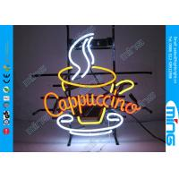 Wholesale Custom Red Yellow Neon Sign Lamp LED Neon Signs 12mm , 50Hz - 60Hz from china suppliers