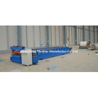 Wholesale Trapezoidal Z Purlin / Roofing Sheet Roll Forming Machine 4kw Automatic Cutter from china suppliers