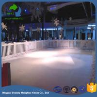Wholesale Factory Price Hdpe Ice Rink Hockey Shooting Floor Smooth Surface Dovetail Connection from china suppliers