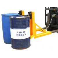 Buy cheap 720Kg Load Drum Clamp Attachment With 600-750mm Adjusting Height from wholesalers