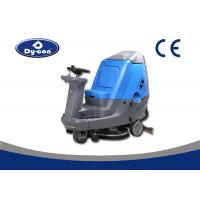 Wholesale Multifunctional Battery Powered Floor Scrubber Machine Dual Malish Brush from china suppliers