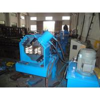 Wholesale 2mm Galvenized Steel Cable Tray Roll Forming Machine , Roll Former Machine from china suppliers