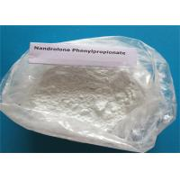 Wholesale CAS 7207-92-3 Raw Steroid Powders Nandrolone propionate NPP from china suppliers