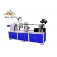 Buy cheap Quality-Assured New 2 Machine Head Numerical Control Stainless steel Paper Tube Machine from wholesalers