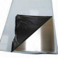 Wholesale 201/202 Stainless Steel Sheet/Plate, Meets DIN and EN Standards with 3 to 50mm Thickness  from china suppliers