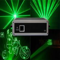 Buy cheap CNI 5W green laser dance system laser man light show from wholesalers