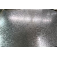 Wholesale SGCD Full Hard Q195 Zinc Coated Steel Sheet Plate 700mm - 1500mm Anti - Corrosion from china suppliers