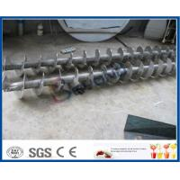 Wholesale Screw Conveyor Fruit Processing Equipment For Fruit Conveying Energy Saving Type from china suppliers