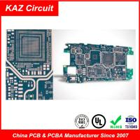 Wholesale ENIG/HASL/OSP HDI Rapid Prototyping Pcb FR4 Multilayer Printed Circuit Board from china suppliers