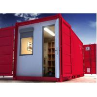 Wholesale Colorful Modular flat pack shipping container house from china suppliers