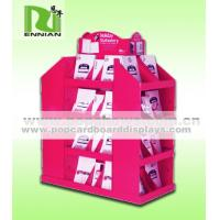 Wholesale Creative Cardboard Book Display Stands Magazines Corrugated Counter Display from china suppliers