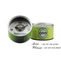 Wholesale Canned Clock Adsorption to Minibar Door and Steel Shelves, Canned Clock Supplier Factory Price from china suppliers