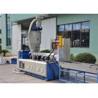 Wholesale Low Noise Plastic Recycling Equipment Power Saving Soft Material 90-110 Kw from china suppliers