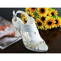 Wholesale China Wedding Shoes / White Elegant Wedding Shoes from china suppliers