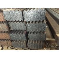Wholesale Galvanized Equal Mild Steel Angle Bar S355JR Mild Steel Angle Iron Material from china suppliers