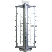 Wholesale Counter Top Sunglasses Retail Shop 4-Way Metal Eyeglass Display Rack Rotating from china suppliers