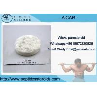Wholesale White Powder Healthy Sarms Steroid Aicar For Bodybuilding Supplement from china suppliers