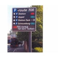 Wholesale High Definition Scrolling Outdoor Digital LED Traffic Message Signs Installed on Highways from china suppliers